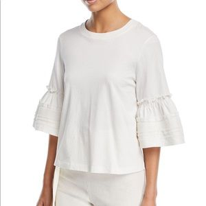 Alexis Eyelet Embroidered Blouse